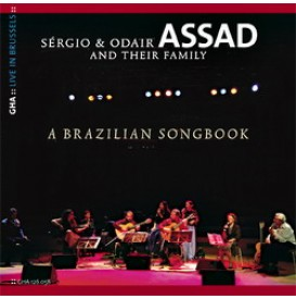 A Brazilian Songbook :: Live in Brussels