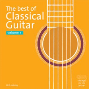The best of Classical Guitar Volume 1