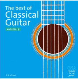 The best of Classical Guitar Volume 3