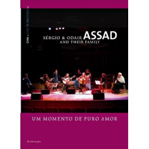 Um Momento de Puro Amor :: Live in Brussels (NTSC)